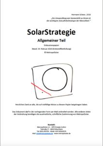 SolarStrategie 29.02.2020 ©MetropolSolar