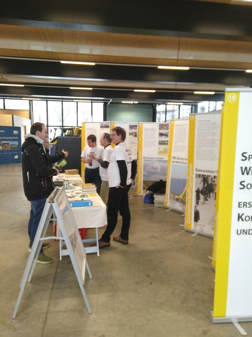 SFV-Infostand 2019 in Triesdorf